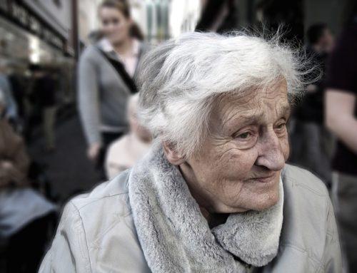 Stürze im Alter