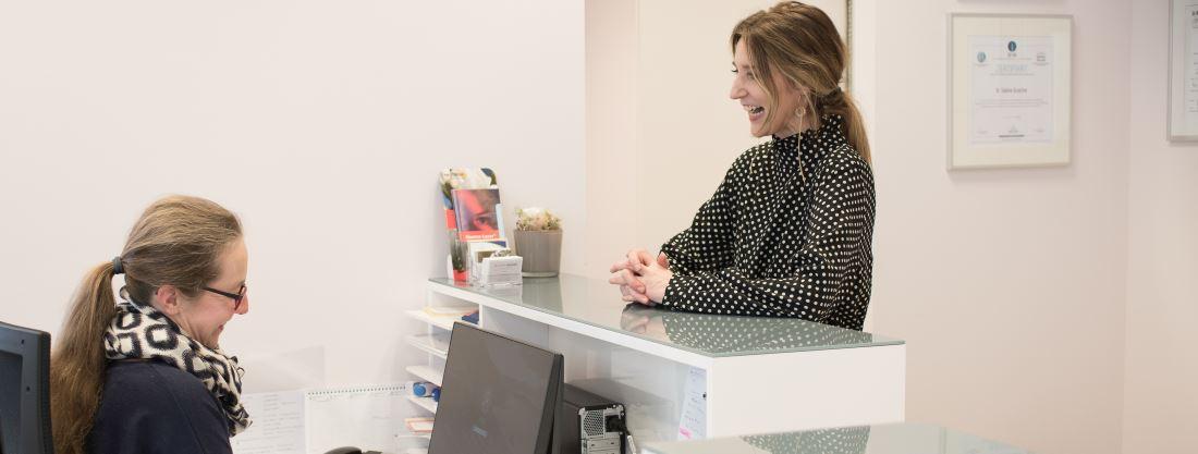Dr. Sabine Groicher - Neurologie Anmeldung
